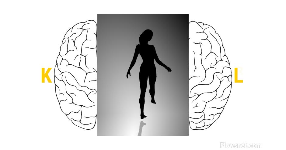 Tests: Uz kuru pusi griežas sieviete? Pārbaudi, kura smadzeņu puslode Jums ir dominējošā! I/eraksti komentārā.