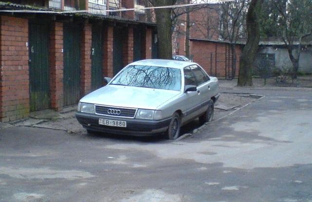 Personīgajā lietošanā visilgāk kalpojušais auto Audi-100-1.sized